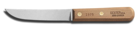 "1375 Dexter-Russell Boning Knife 5"" wide boning knife EACH"