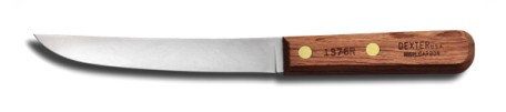 "1376R  Dexter-Russell Boning Knife 6"" wide boning knife EACH"