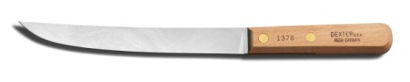 "1378 Dexter-Russell Boning Knife 8"" wide boning knife EACH"