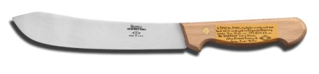 "012G-8BU Dexter-Russell Butcher Knife 8"" butcher knife EACH"