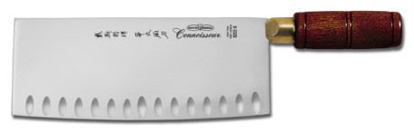 "82CE-8PCP 8"" x 3�"" duo-edge Chinese chef�s knife Dexter Russell Professional Cutlery 08282"
