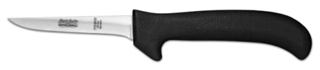 "EP153�WHGB 3�"" wide deboning knife, blk. hdle. Dexter Russell Professional Cutlery 11263B"