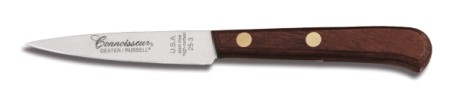 "25-3 Connoisseur Paring Knife 3"" paring knife EACH"