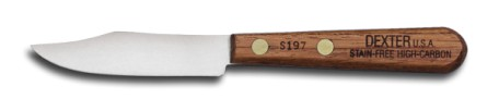 "S197 Dexter-Russell Paring Knife 3"" paring knife EACH"