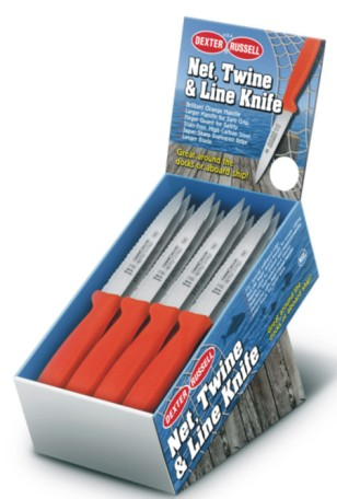 "NET105SC-36 Dexter-Russell Display Box Knives Display box of 36 3 1/2"" NTL knives EACH"