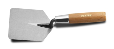 "1515 Dexter-Russell Cutlery Accessories Dexter 4"" x 5"" hamburger trowel EACH"
