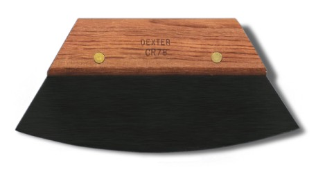 "CR78 Dexter-Russell Scrapers Servers 8"" baker's scraper EACH"