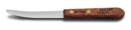 "S2592SC Dexter-Russell Grapefruit Knife 3 1/4"" scalloped grapefruit knife EACH"