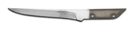 "5S-HG Dexter-Russell Boning Knife 5"" narrow stainless boning knife blade only EACH"