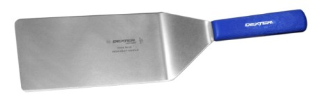 "S289-8H-PCP 8"" x 4"" steak turner, high-heat Dexter Russell Professional Cutlery 19733H"