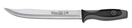 "V142-9SC-CP V-lo Slicer Slicing Knife 9"" scalloped utility slicer EACH"