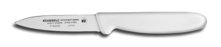 "P94843 Russell International Parer Paring Knife 3 1/8"" tapered point parer EACH"