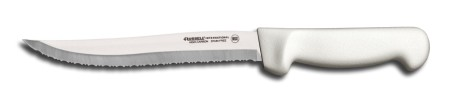 "P94848 Russell International Utility Knife 8"" scalloped utility knife EACH"