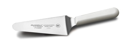 "P94852 Russell International Pie Knife 4 1/2"" x 2 1/4"" pie knife EACH"